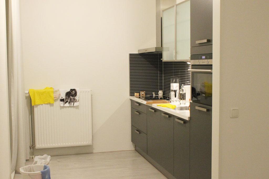 appartement, uit, huis, wonen, interieur, inspiratie, scandinavisch, modern, H&M home, update, verhuizen, keuken, nieuw, modern