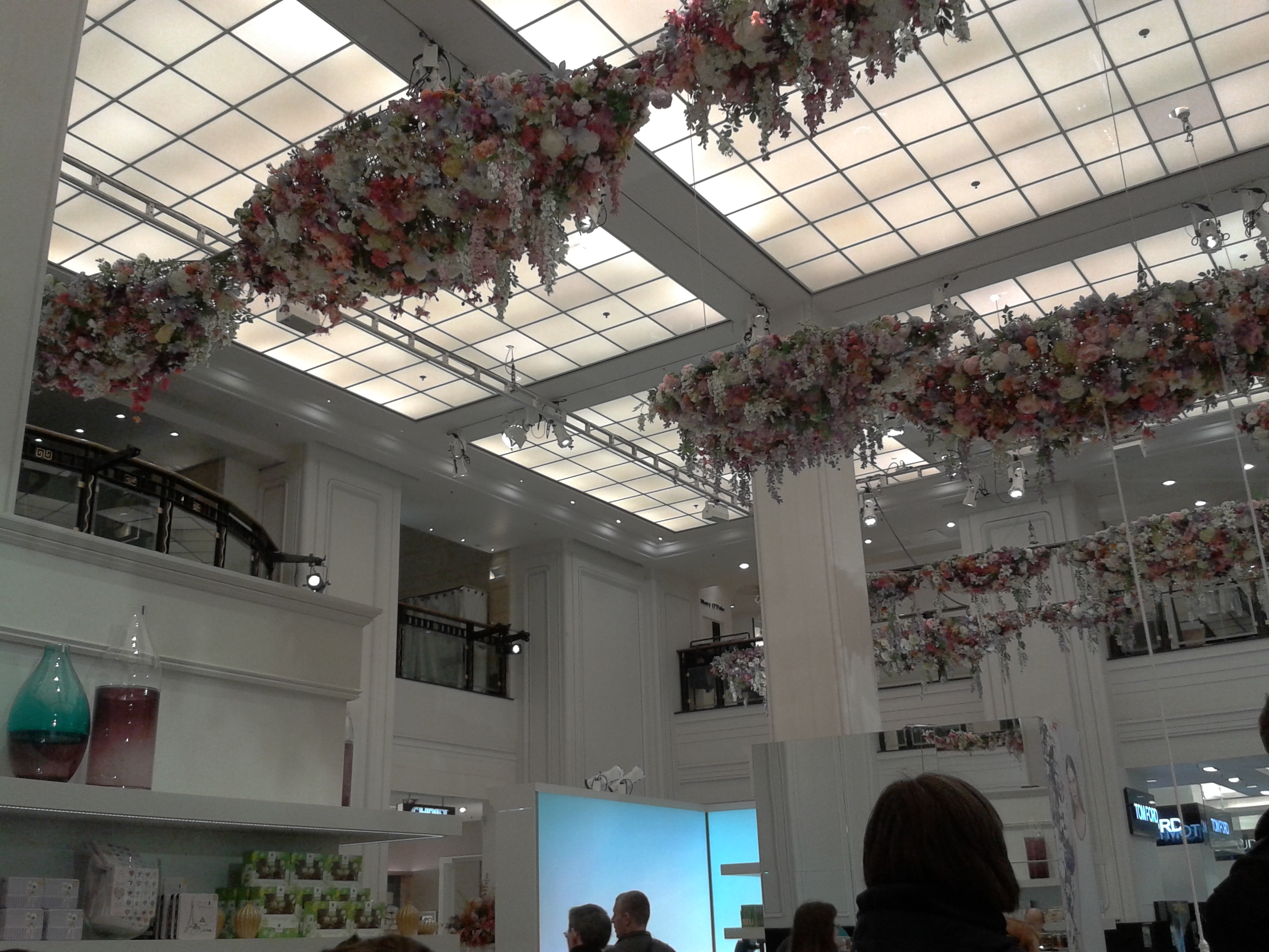 berlin, kadewe, inside, spring
