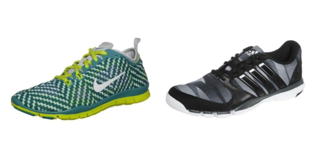 nike, adidas, sportschoenen, budget, goedkoop, waar vind je