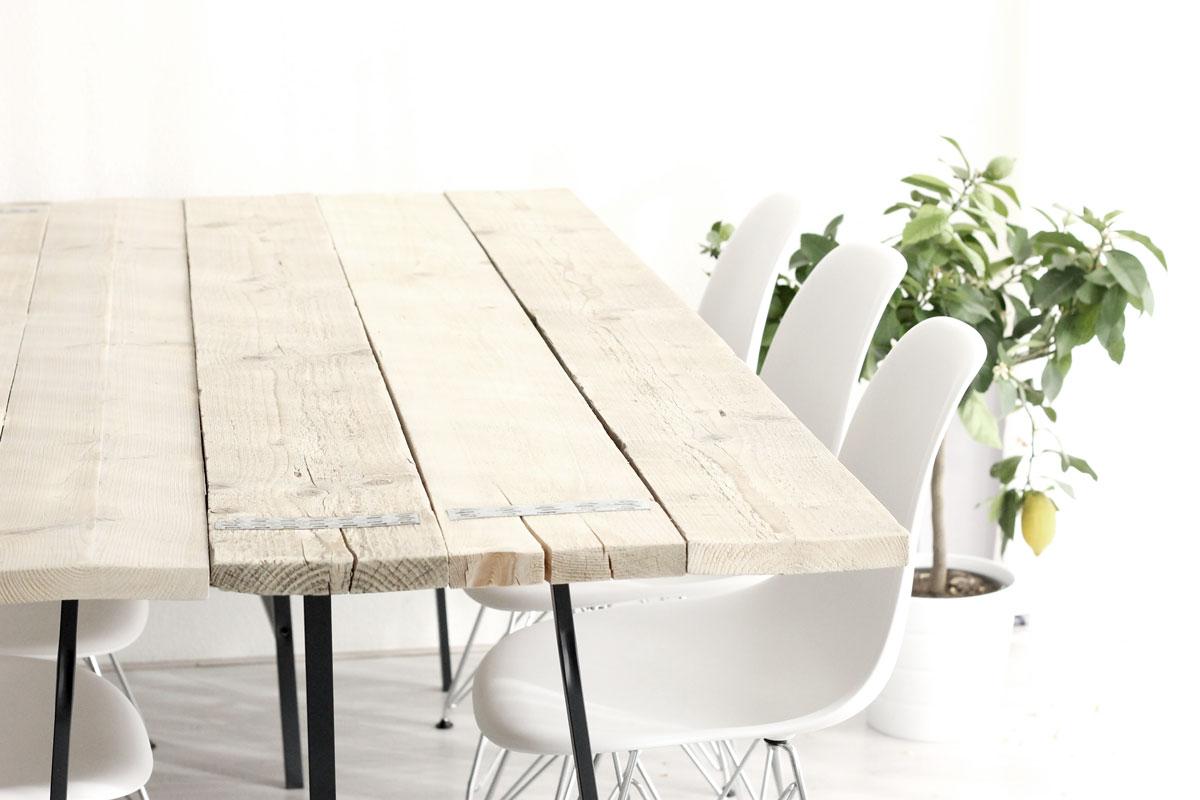Eindelijk een echte eettafel without elephantswithout elephants - Scandinavische cocktail tafel ...