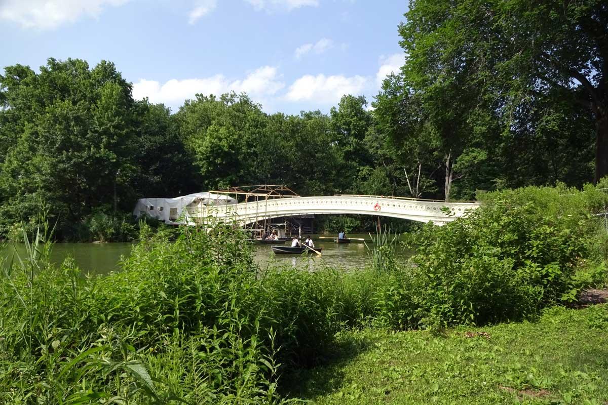 bowbridge central park, bowbridge new york, bow bridge, fotos central park