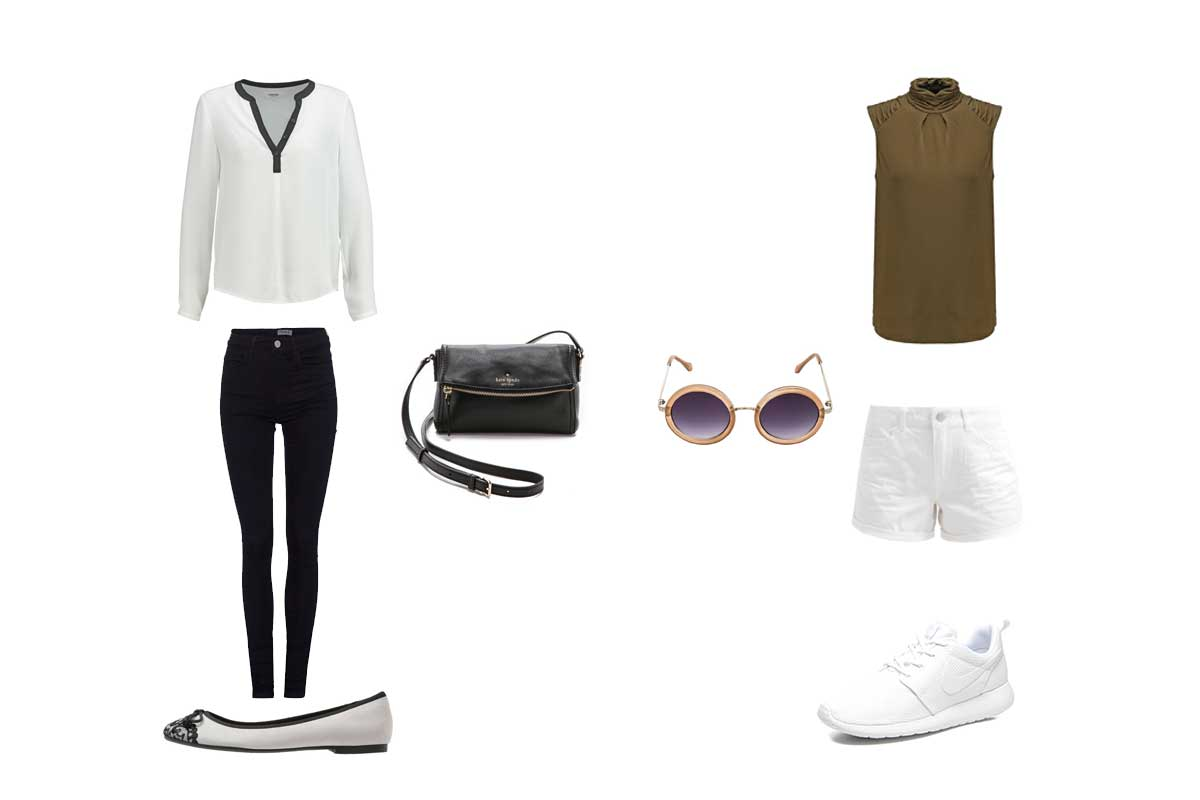 wat te dragen in new york, fashion in new york, packing light, travel light