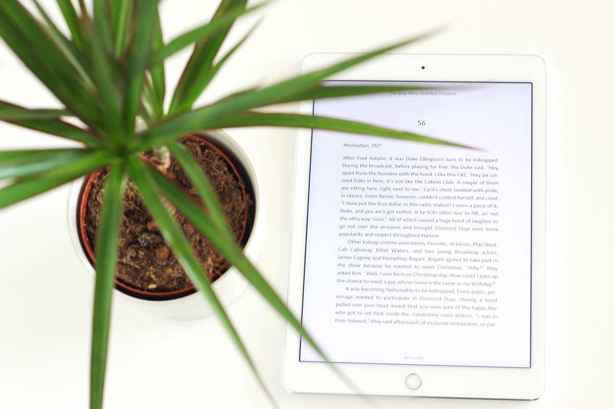 #boektober, boeken lezen, boek op witte ipad, book on white ipad, iBooks, to read list, leuke boeken om te lezen