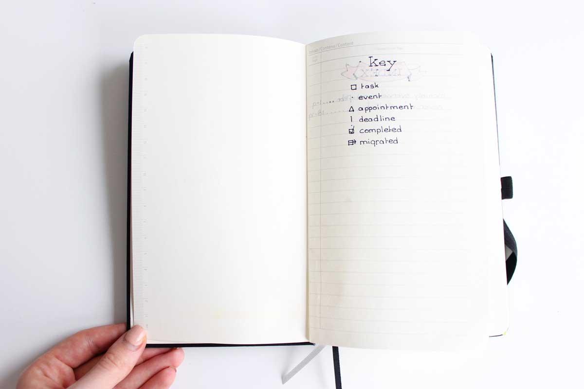 Bullet journal, nederland, bullet journal inspiration, bullet journal setup, bullet journal ideas, productiviteit, to do lijstjes die werken, creatief, bullet journal key