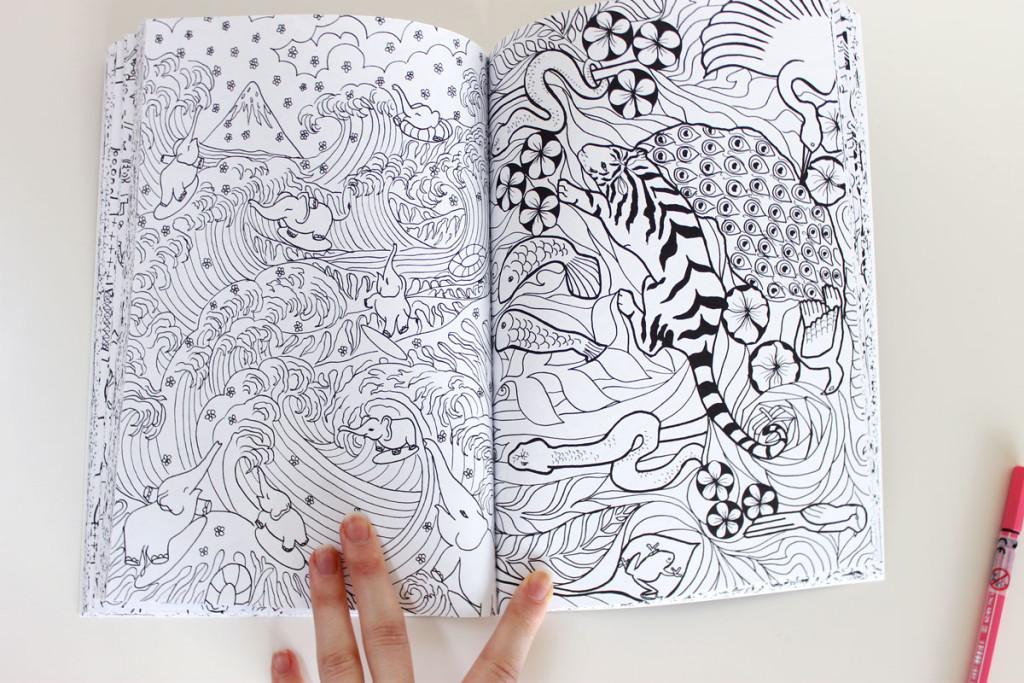 Kleurplaten Voor Volwassenen Handen.Het Enige Echte Olifantenkleurboek Voor Volwassenen Without