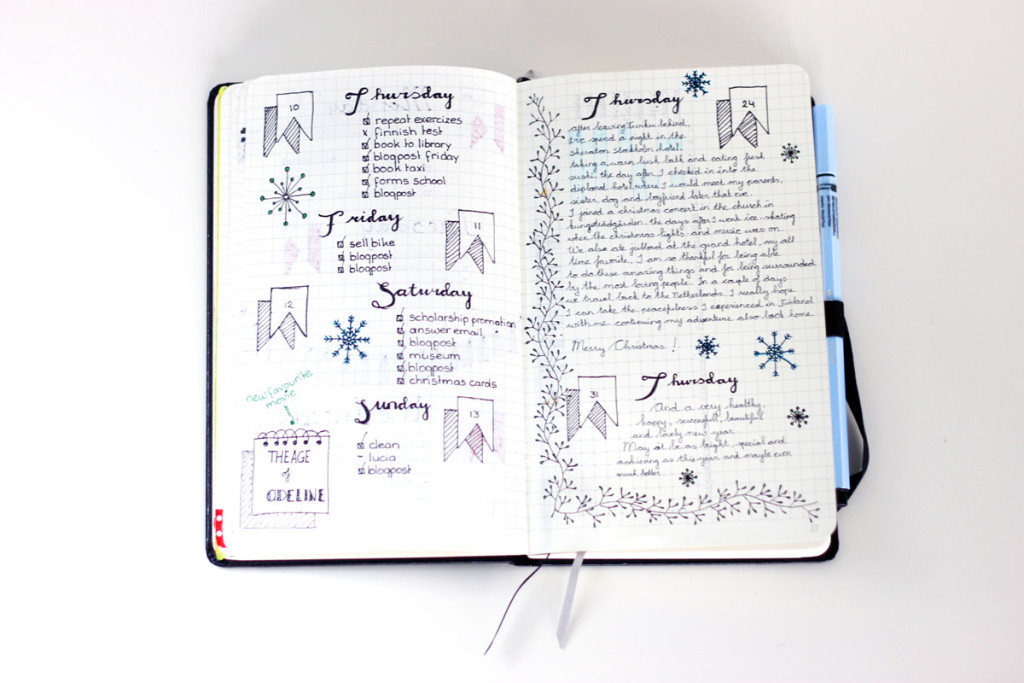 bullet journal setup january, bullet journal setup januari, winter theme, bullet journal nederland, bullet journal inspiratie, bullet journal winter