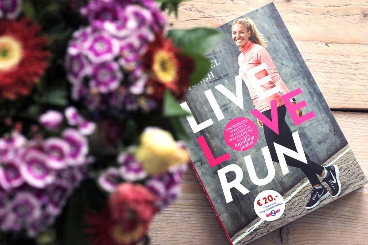 live love run annemerel, hardloopboek, favoriet boek