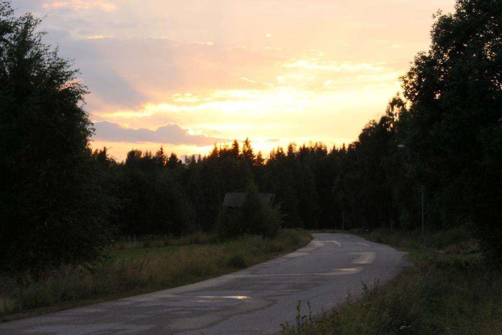 zonsondergang, natuur, hardlopen, zweden, hardlopen op vakantie, rundisney paris