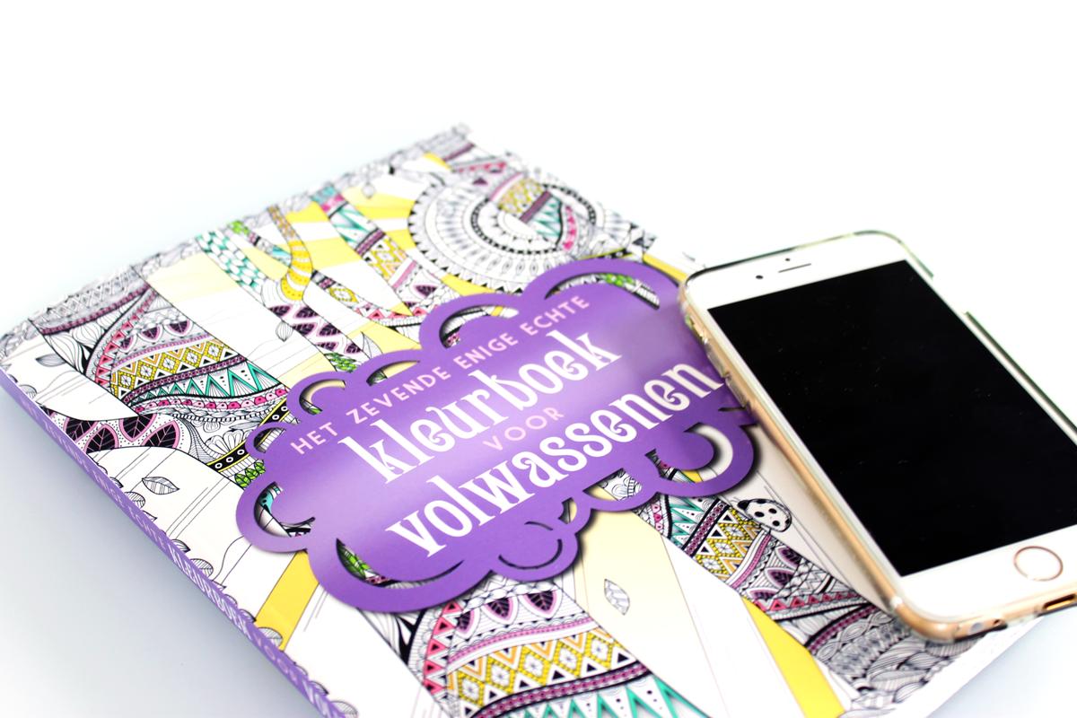 het zevende enige echte kleurboek voor volwassenen kleurboek review, kleurplaten, kleuren voor volwassenen, mijn geheime tuin alternatief