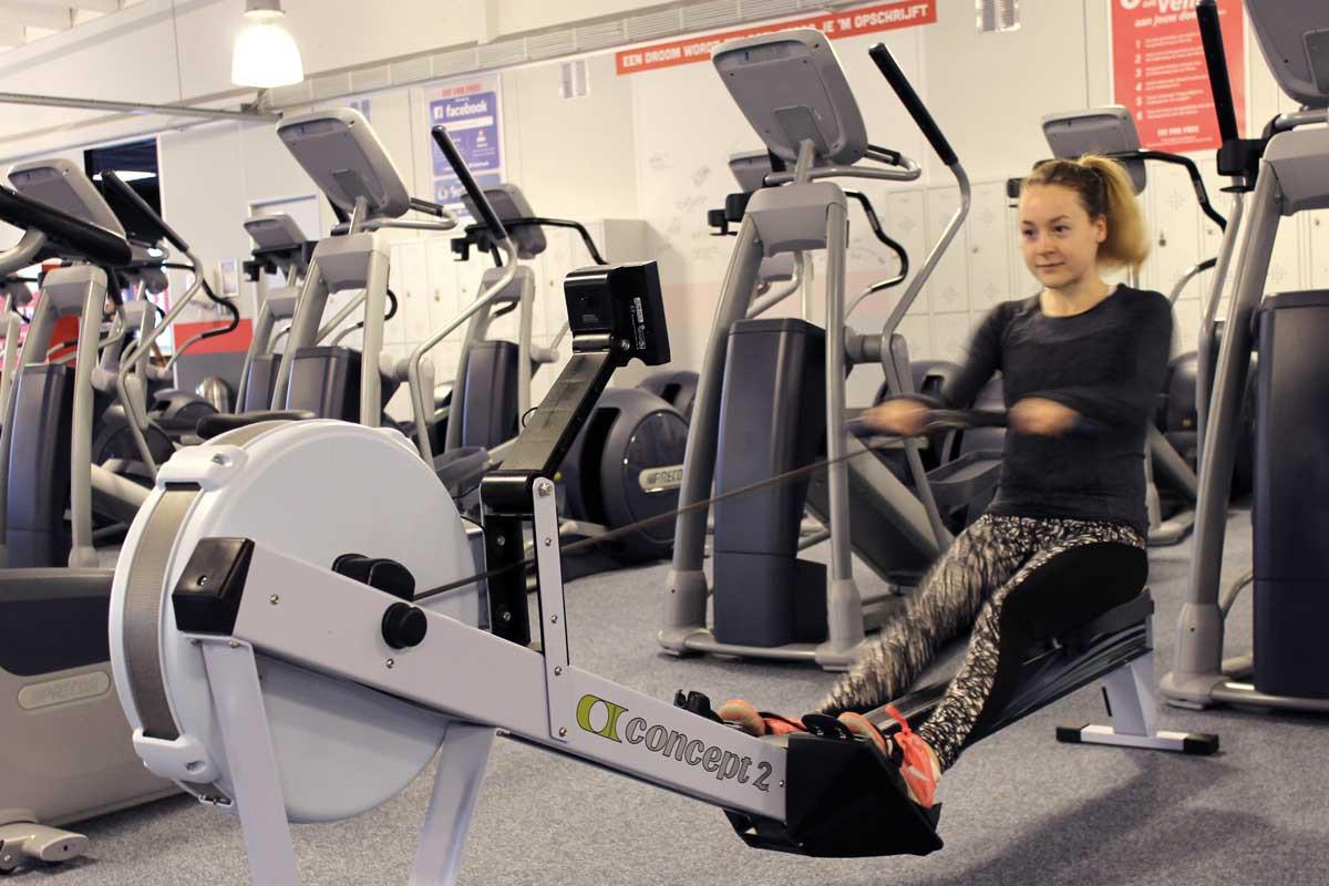 Fit For Free, roeimachine, core workout voor hardlopers, sneller worden met hardlopen