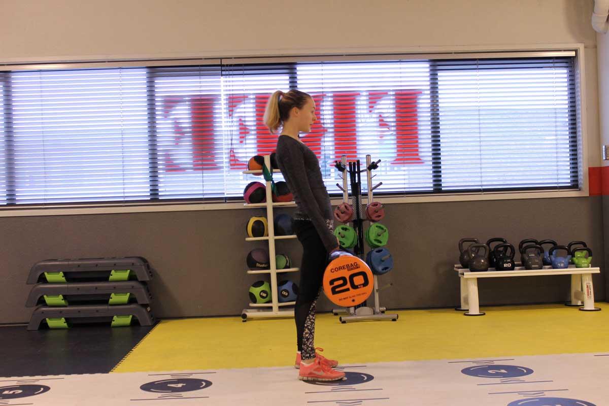 deadlift, fit for free, coretraining voor hardlopers, sneller worden met hardlopen
