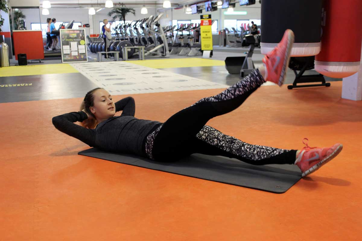 deadlift, fit for free, coretraining voor hardlopers, sneller worden met hardlopen, flutterkicks