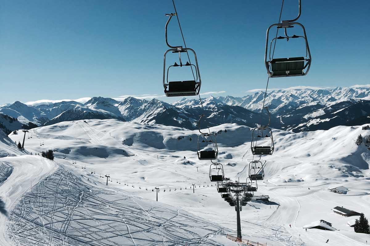 kitzbuheler horn snow, quiet place, skiing, skien