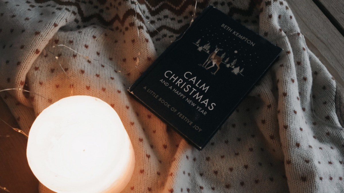 calm christmas, slow christmas, slow living kerst, boek